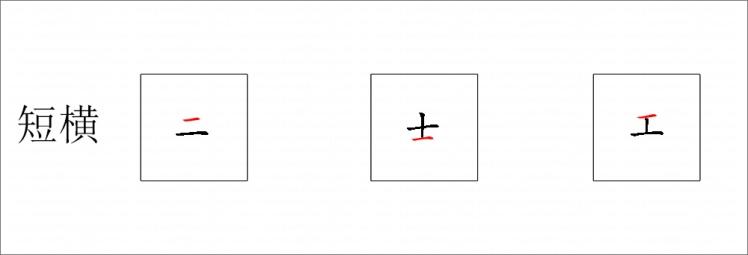 Orizzontale 2 esempi